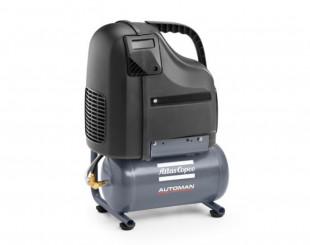 Compressore a Pistoni 0,75 kw 2,2 l/s con serbatoio 6 litri Automan AH 10